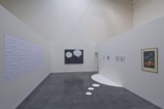 """""""Caractères"""", exposition collective, Frac Poitou-Charentes, 2009"""